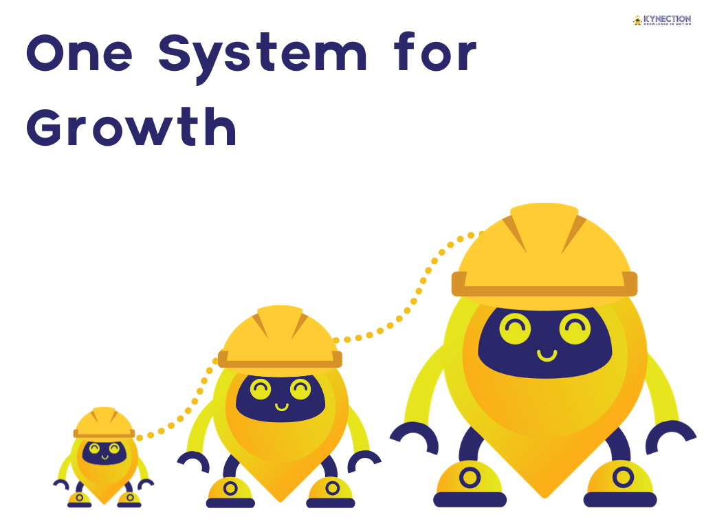 one system for growth