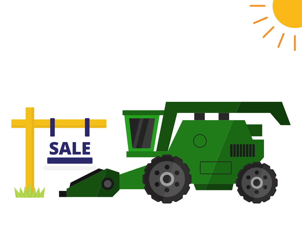 Building a Better Sales Process is like Improving Yields for a Barley Farmer. Make Sure Your Harvest is Maximised!