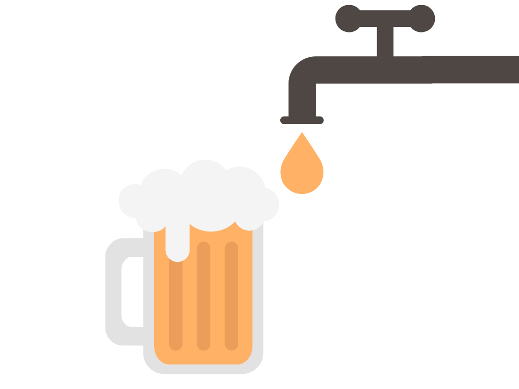 Pour the Right Amount of Beer and   Measure Your Success Every Time with an Integrated System